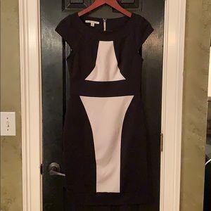 Maggy London bodycon dress size 8